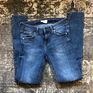 H&M Ankle ZIP Jeans